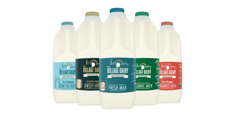 Brand & Packaging - The Village Dairy